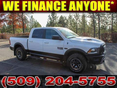 Pre-Owned 2016 Ram 1500 Rebel 5.7L V8 4x4 Pickup Truck