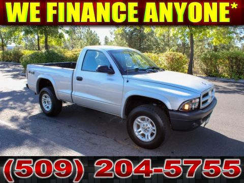 Pre-Owned 2003 Dodge Dakota 3.9L V6 4x4 Pickup Truck
