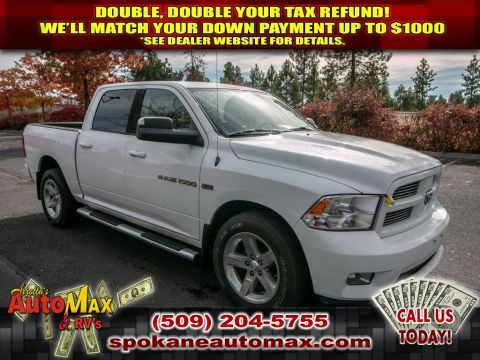Pre-Owned 2011 Dodge Ram Pickup 1500 Sport 5.7L V8 4x4 Truck
