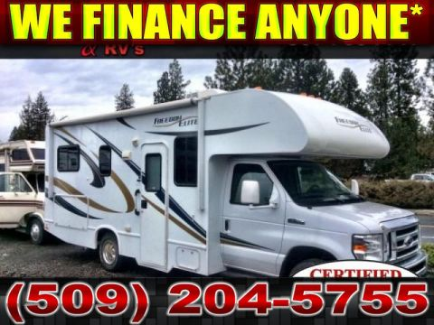 Pre-Owned 2013 Thor Motor Coach Freedom Elite 21C Class C