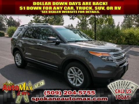 Pre-Owned 2015 Ford Explorer XLT 4x4 3.5L V6 SUV