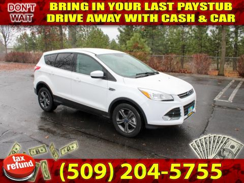 Pre-Owned 2015 Ford Escape SE 2.5L ECOBOOST 30+ MPG SUV