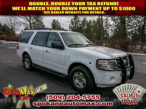 Pre-Owned 2013 Ford Expedition XLT 5.4L V8 4x4 SUV