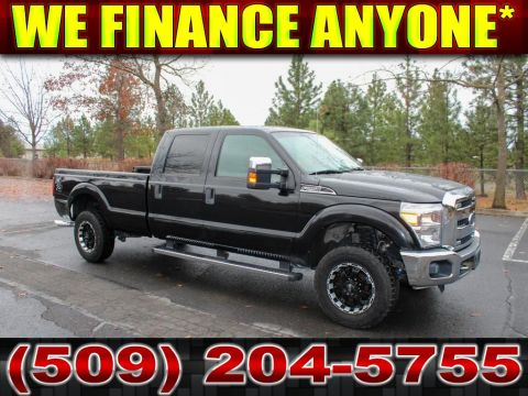 Pre-Owned 2011 Ford F-250 Super Duty XLT 4X4 MT wheel+tire+AIR bags