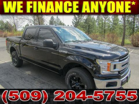 Pre-Owned 2018 Ford F-150 XLT 5.0L V8 4x4 Truck