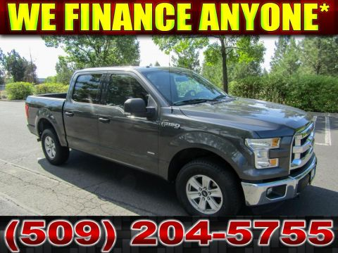 Pre-Owned 2015 Ford F-150 XLT ECO BOOST 4X4