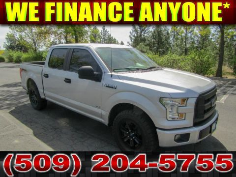 Pre-Owned 2016 Ford F-150 FX4 V6 EcoBoost 4x4 Truck