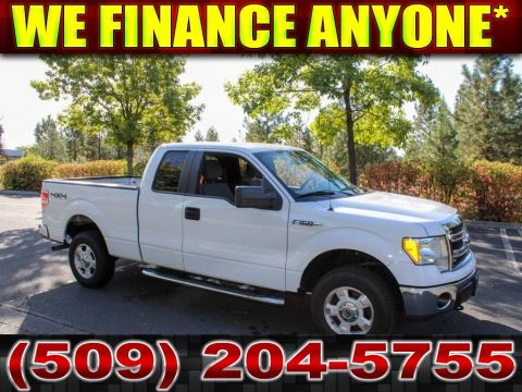 Pre-Owned 2014 Ford F-150 XLT 3.7L V6 4x4 Pickup Truck