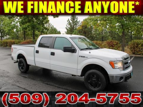 Pre-Owned 2013 Ford F-150 XLT 5.0L V8 4x4 Truck