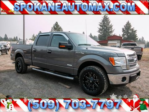 Pre-Owned 2014 Ford F-150 XLT 4x4 3.5L V6 EcoBoost Pickup