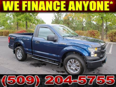 Pre-Owned 2016 Ford F-150 XL 4x4 Truck