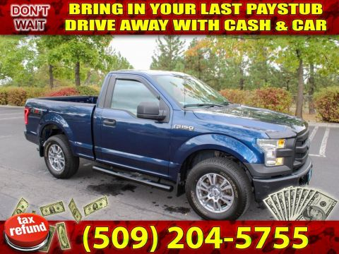 Pre-Owned 2016 Ford F-150 4x4 Truck