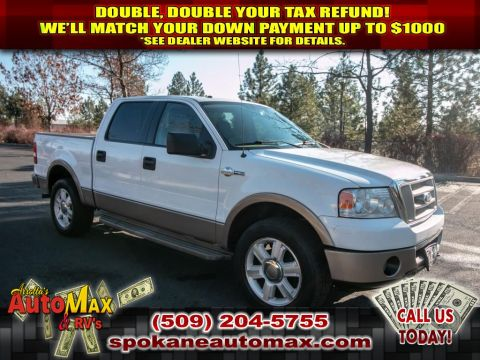Pre-Owned 2006 Ford F-150 King Ranch 5.4L V8 4x4 Truck