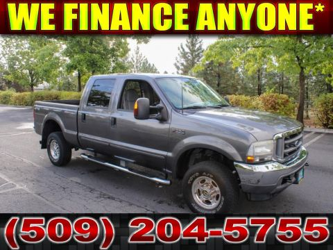 Pre-Owned 2003 Ford F-350 Super Duty LARIAT 6.0L V8 4x4 Diesel Truck