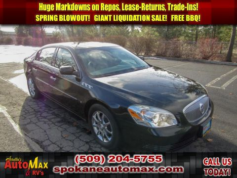 Pre-Owned 2007 Buick Lucerne V6 CXL 3.8L V6 FWD Sedan