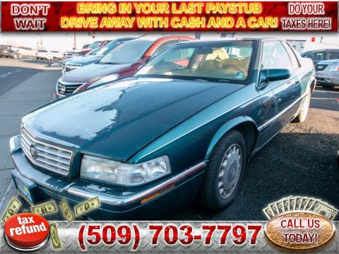 Pre-Owned 1995 Cadillac Eldorado 4.6L V8 Front Wheel Drive Coupe