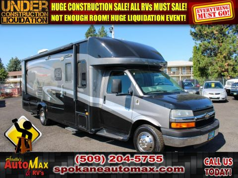 Pre-Owned 2007 Gulf Stream Touring Class B Euro Touring Cruiser 5272 2 Slides