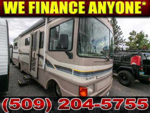 Pre-Owned 1997 Fleetwood Bounder P30 P Series