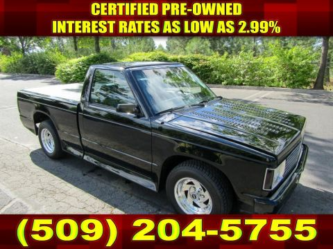 Pre-Owned 1982 Chevrolet S10 2.8L V6 RWD Custom MECUM Pickup Truck