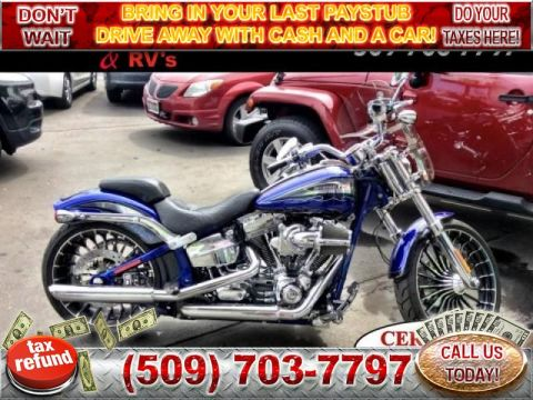 Pre-Owned 2014 Harley-Davidson FXSBSE CVO Breakout