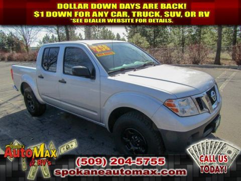 Pre-Owned 2016 Nissan Frontier S 4.0L V6 4x4 Truck