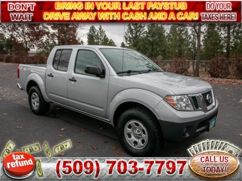 Pre-Owned 2016 Nissan Frontier PRO-4X 4.0L V6 4x4 Truck