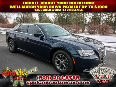 Pre-Owned 2016 Chrysler 300 Limited 4x4 3.6L V6 Rear Wheel Drive