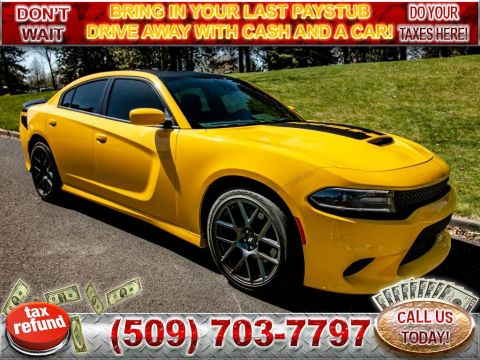 Pre-Owned 2017 Dodge Charger Daytona 340 5.7L V8