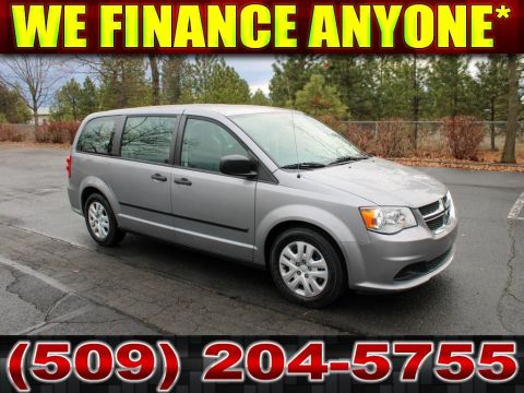 Pre-Owned 2015 Dodge Grand Caravan 3.6L V6 FWD Minivan