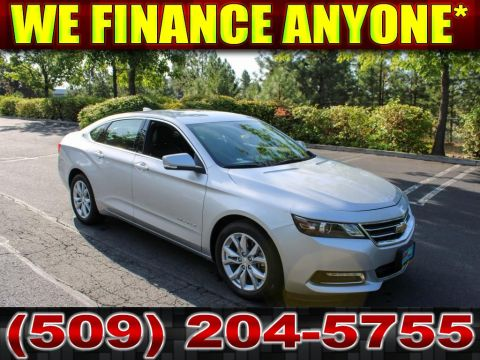 Pre-Owned 2018 Chevrolet Impala LT 3.6L V6 Front Wheel Drive Sedan
