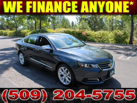 Pre-Owned 2018 Chevrolet Impala Premier 3.6L V6 Front Wheel Drive Sedan