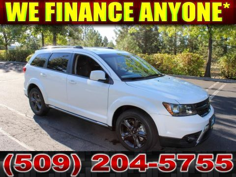 Pre-Owned 2018 Dodge Journey Crossroad 3.6L V6 All Wheel Drive SUV