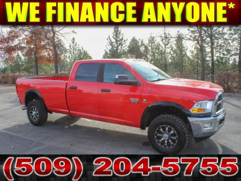 Pre-Owned 2011 Dodge Ram Pickup 3500 SLT 6.7L 4x4 Diesel Truck