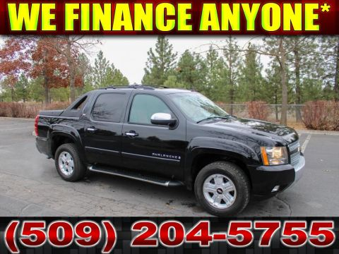 Pre-Owned 2008 Chevrolet Avalanche 1500 LS 5.3L V8 4x4 SUV