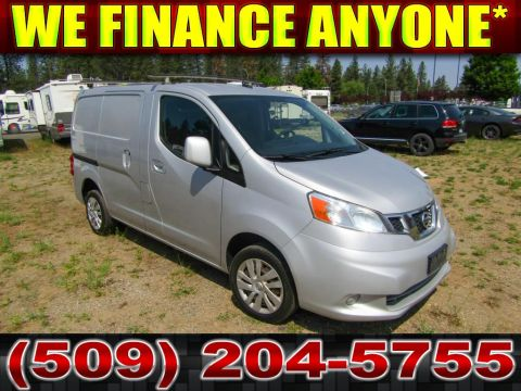 Pre-Owned 2013 Nissan NV200 SV 2.0L Front Wheel Drive Minivan