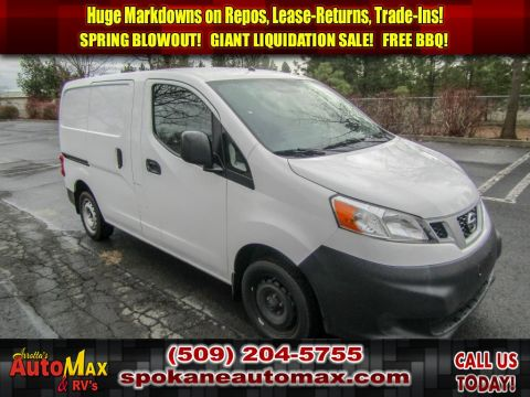 Pre-Owned 2014 Nissan NV200 SV 2.0L Front Wheel Drive Minivan