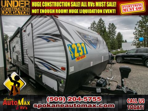 Pre-Owned 2018 FOREST RIVER SALEM CRUISE LITE T254RLXL