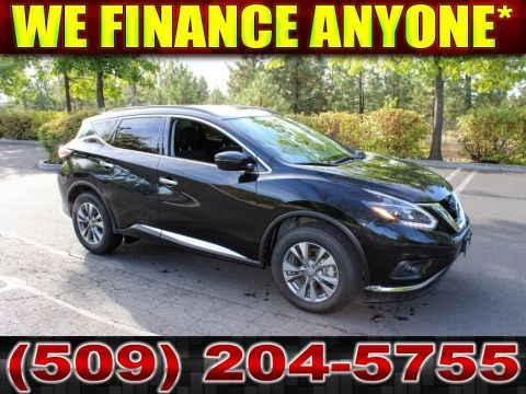 Pre-Owned 2018 Nissan Murano SV 3.5L V6 All Wheel Drive SUV