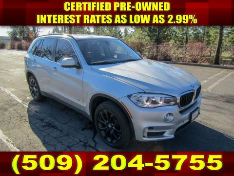 Pre-Owned 2016 BMW X5 xDrive35i 3.0L All Wheel Drive SUV
