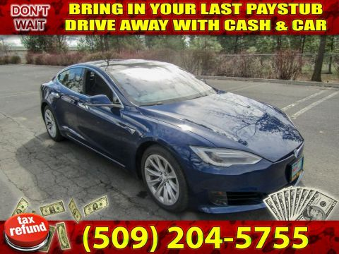 Pre-Owned 2017 Tesla Model S 60 SUNROOF+TECH PACKAGE LOADED