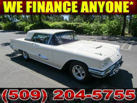 Pre-Owned 1959 Ford Thunderbird Mecum Classic Car