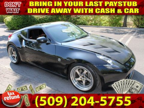 Pre-Owned 2012 Nissan 370Z only 53k miles Customized Coupe