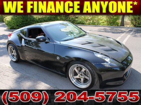 Pre-Owned 2012 Nissan 370Z 3.7L V6 Customized Coupe