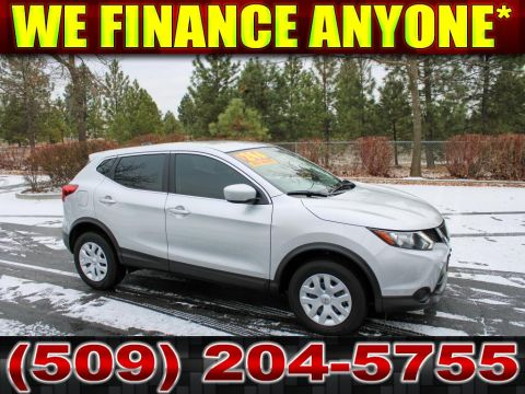Pre-Owned 2018 Nissan Rogue Sport SV 2.0L AWD 4x4 SUV