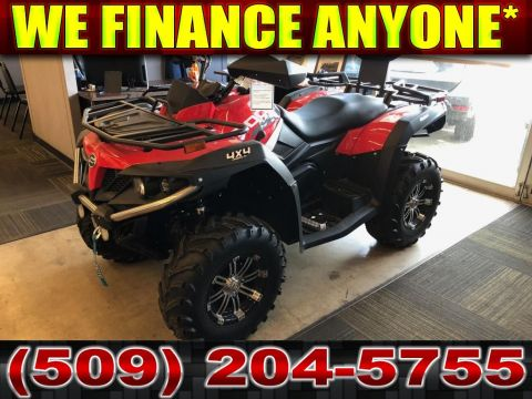 Pre-Owned 2018 CFMOTO C FORCE 500 HO C FORCE 500 HO 495cc 4-Stroke ATV