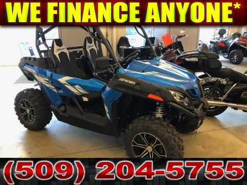 Pre-Owned 2019 CFMOTO 2 FORCE 800 TRAIL 800 TRAIL ATV
